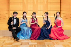 Clarinet Ensemble Salut 全体写真03